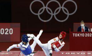 Tóquio2020: Rui Bragança definitivamente fora da prova de taekwondo
