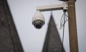 MAI autoriza sistema de videovigilância em Santarém com 26 câmaras