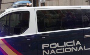 Quatro portugueses detidos em Espanha por suposta violação de duas mulheres