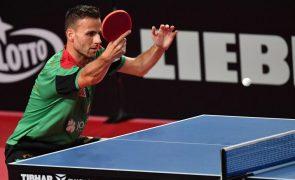 Tóquio2020: Tiago Apolónia avança no ténis de mesa com 4-0 ao campeão africano