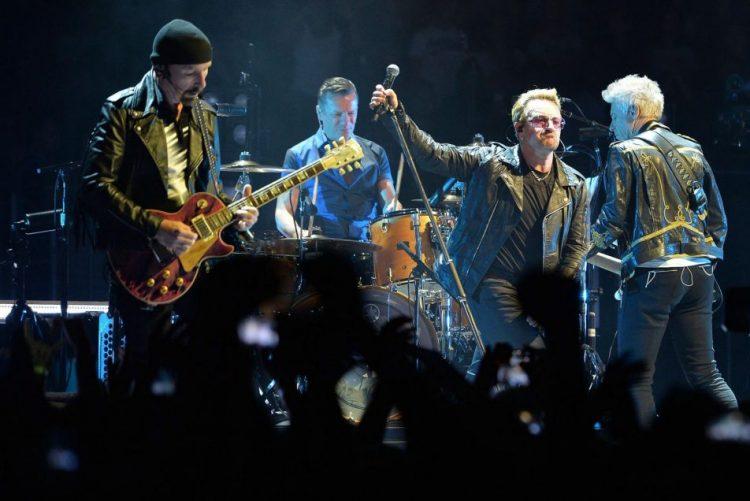 U2 iniciam digressão