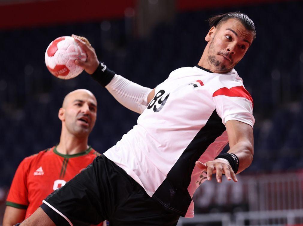 Tóquio2020: Portugal desilude na estreia no andebol, Dinamarca 'esmaga' Japão