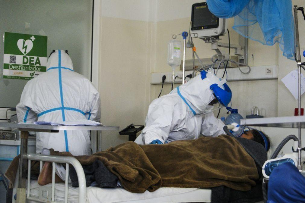 Covid-19: Moçambique com mais 25 mortes e mais de 1.400 novos casos