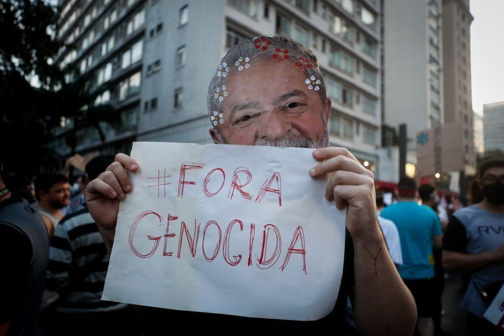 Lula da Silva acusa atual Presidente do Brasil de ter
