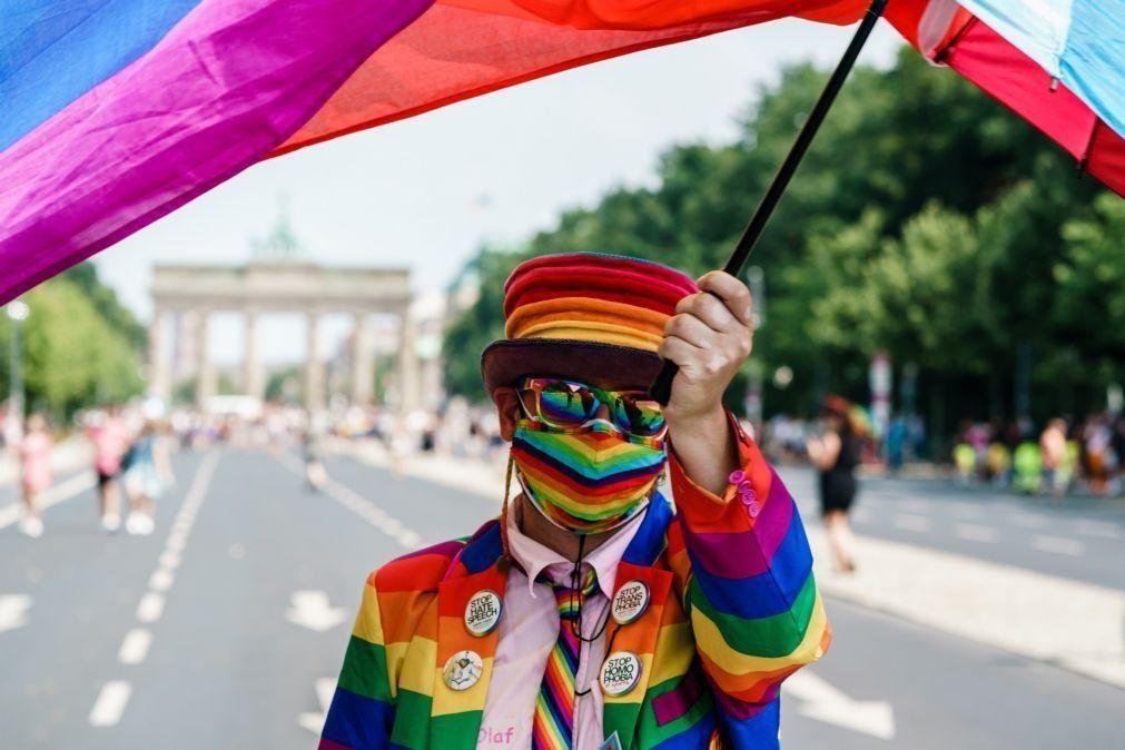 Marcha do Orgulho regressa a Berlim em formato reduzido