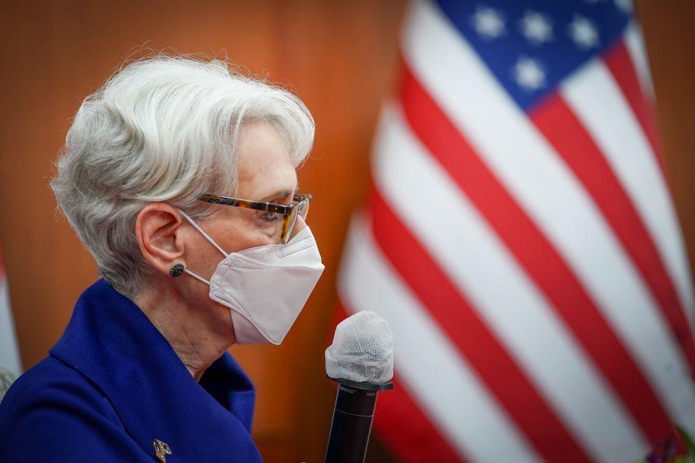 Estados Unidos dizem querer travar escalada de tensões com a China
