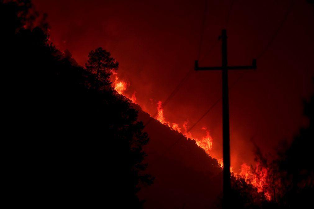 Incêndio em França esteve na origem de cortes de energia em Portugal e Espanha