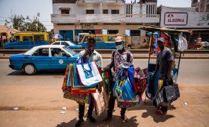 Covid-19: Guiné-Bissau regista mais 60 novos casos
