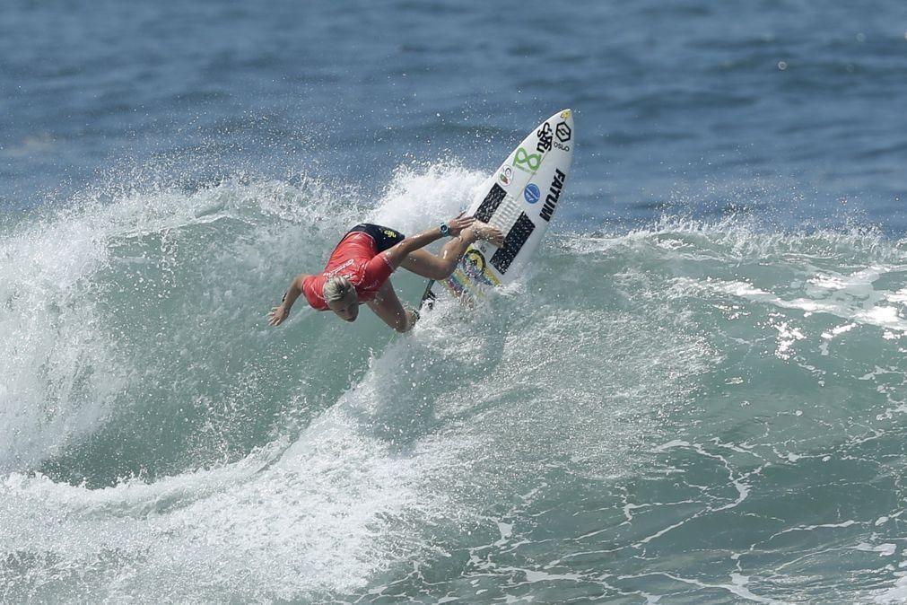 Tóquio2020: Yolanda Sequeira relegada para a repescagem no surf feminino