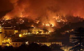 Monchique ainda aguarda reparação dos danos do incêndio de 2018