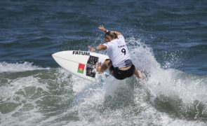 Tóquio2020: Yolanda Sequeira junta-se a Teresa Bonvalot na terceira ronda do surf