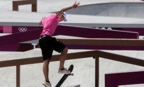 Tóquio2020: 'Skateboarder' Gustavo Ribeiro deve ser operado ao ombro