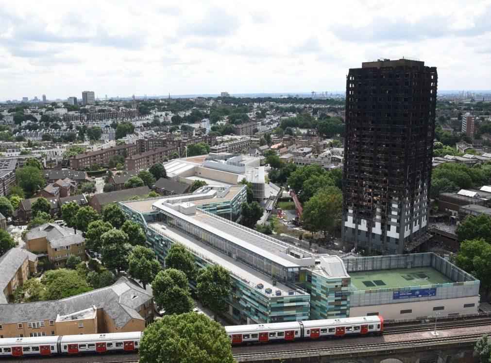 Portuguesa de 12 anos foi envenenada por cianeto no incêndio de Londres
