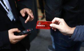 Votos físicos das últimas eleições do Benfica contados este mês - presidente da MAG