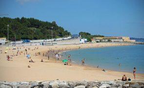 PSP deteve cinco pessoas em operação junto às praias de Oeiras