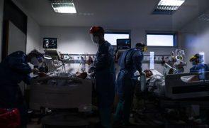 Covid-19: Novo aumento de internados em Portugal, 2.625 novas infeções e oito mortes