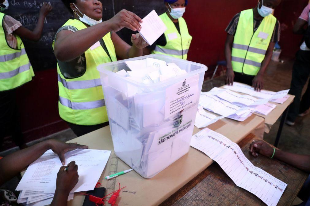 São Tomé/Eleições: Tribunal Constitucional ordena recontagem de votos