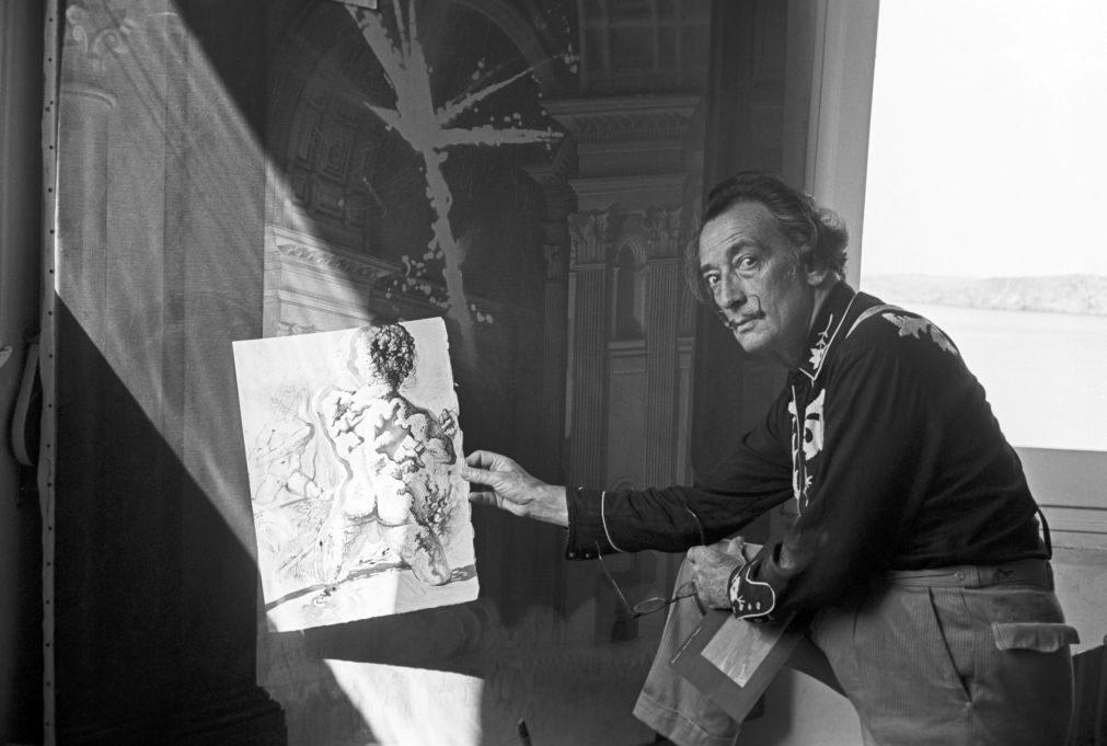 Corpo de Salvador Dalí será exumado a 20 de julho