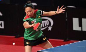 Tóquio2020: Mesatenista Fu Yu vence por 4-0 e vai para a terceira ronda