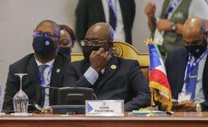 Guiné Equatorial fecha embaixada em Londres em resposta a sanções a vice-PR