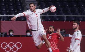 Tóquio2020: Portugal vence Bahrain e consegue primeiro triunfo no andebol