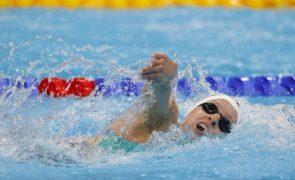 Tóquio2020: Nadadoras Tamila Holub e Diana Durães falham final dos 1.500 livres