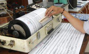 Sismo de magnitude 6,2 ao largo da ilha indonésia de Sulawesi