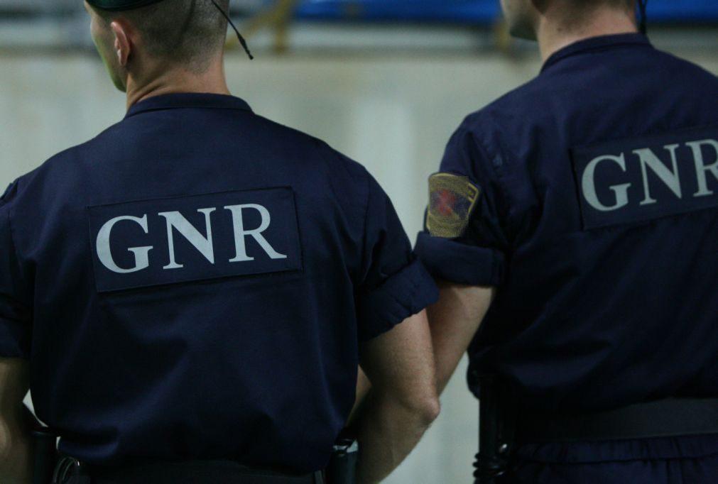 Dois militares da GNR condenados em Portalegre a 8 e 7 anos de prisão