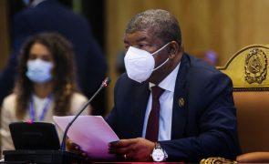 Presidente angolano aprova créditos adicionais de 153 milhões de euros ao OGE 2021