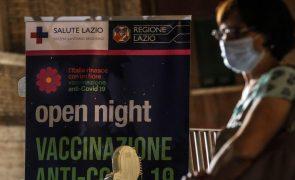 Covid-19: Itália regista 3.117 novos casos e 22 mortes