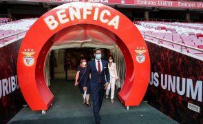 Benfica SAD atinge objetivo de 35 milhões de euros com emissão de títulos