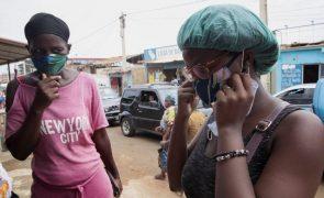 Covid-19: Angola com 99 casos, sete mortes e 212 recuperações em 24 horas
