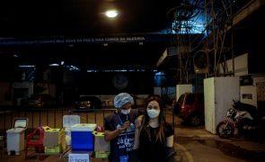 Covid-19: Brasil supera 550 mil mortes na pandemia