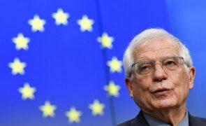 UE segue situação na Tunísia e pede contenção da violência e regresso da estabilidade