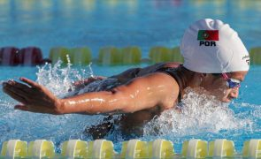 Tóquio2020: Ana Catarina Monteiro avança para meias-finais dos 200 mariposa