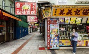 Covid-19: Quarentena obrigatória para quase 150 pessoas de Macau que estiveram em aeroporto chinês