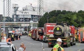 Pelo menos 16 feridos e cinco desaparecidos após explosão na Alemanha