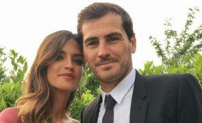 Sara Carbonero E Iker Casillas Juntos e cúmplices em casamento de amigos, quatro meses após separação