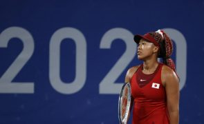 Tóquio2020: Naomi Osaka eliminada nos 'oitavos' do torneio de ténis