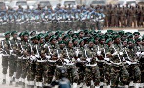 Moçambique/Ataques: Militares angolanos na missão da SADC com custo inicial de 488 mil euros