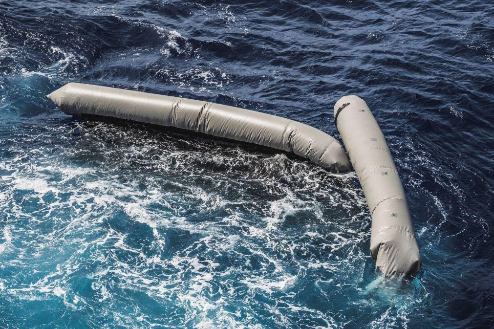Quase mil mortes de migrantes no Mediterrâneo desde o início deste ano