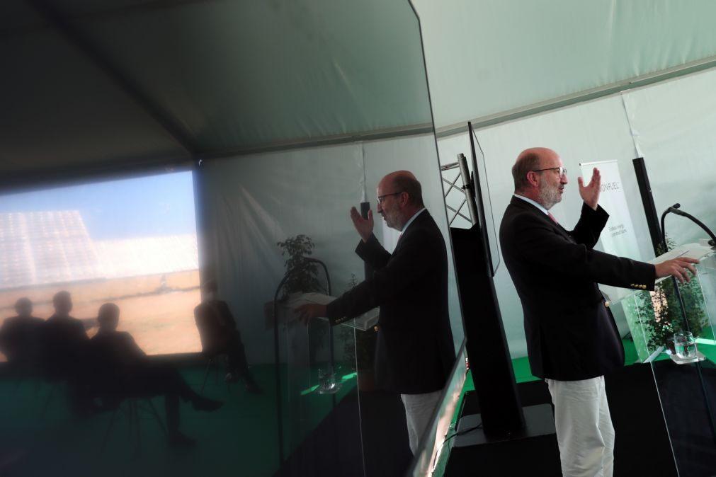 Ministro diz que críticos do hidrogénio verde