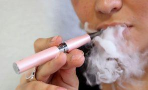 OMS alerta para perigo do consumo de cigarros eletrónicos para a saúde