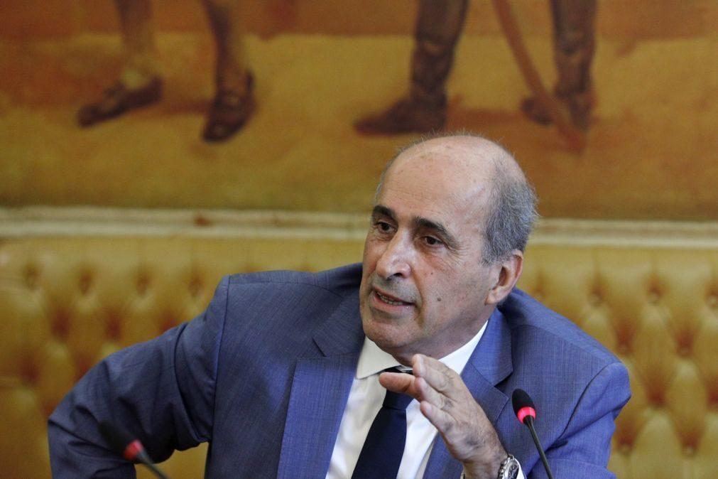 Novo Banco: Fernando Anastácio não se revê no relatório final e renuncia à função de relator