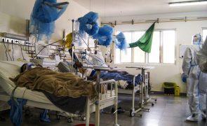 Covid-19: Autoridades preocupadas com aumento de casos entre classe médica no centro de Moçambique