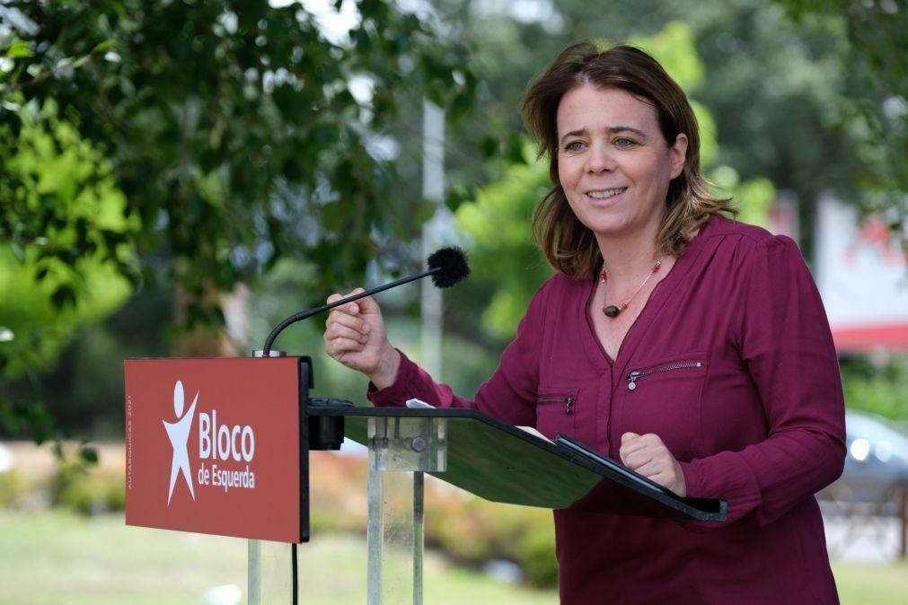 Óbito/Otelo: Catarina Martins (BE) condena ausência de  luto nacional por