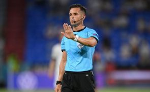 LC: Espanhol Carlos del Cerro Grande nomeado para apitar o Spartak-Benfica