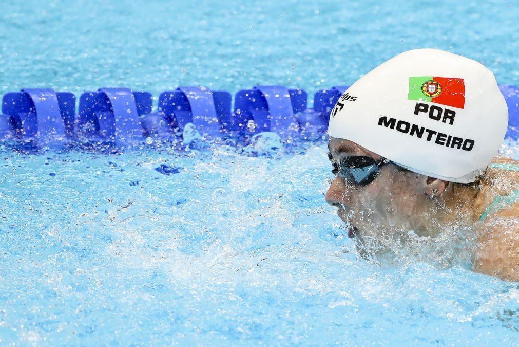 Tóquio2020: Ana Catarina Monteiro acaba em 11.º lugar os 200 mariposa