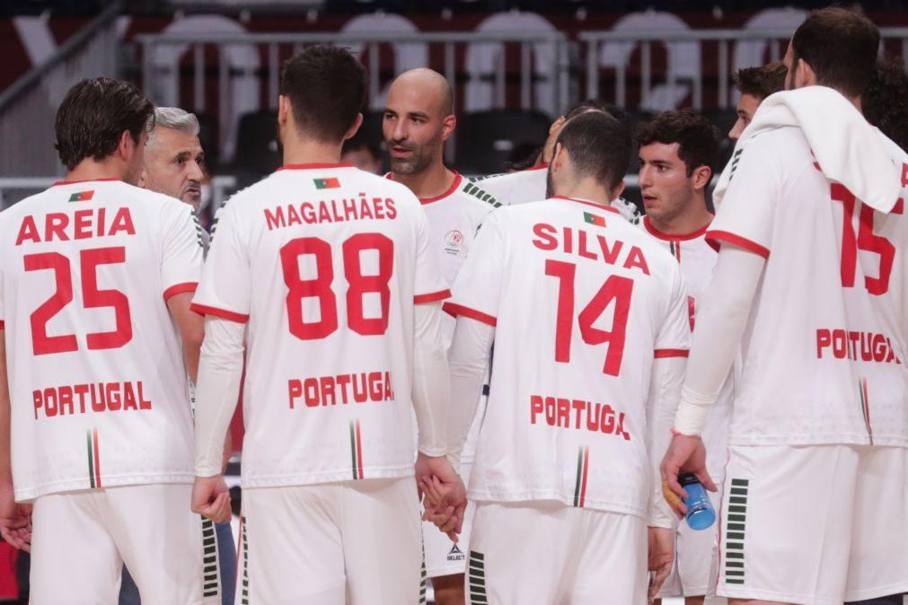 Tóquio2020: Portugal perde por 29-28 com vice-campeã mundial de andebol Suécia