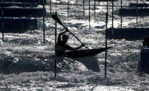Tóquio2020: Antoine Launay nas meias-finais de canoagem slalom